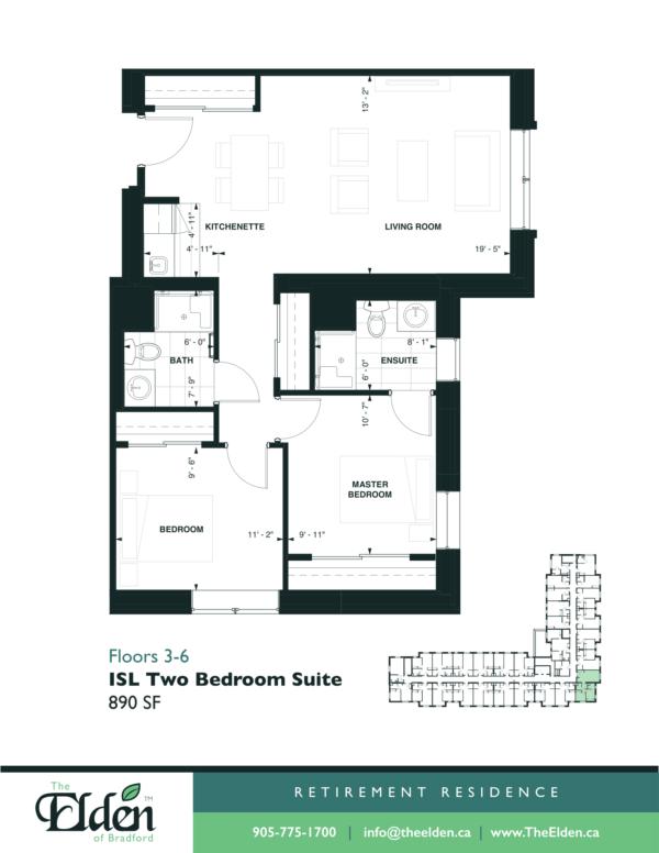 ISL Two Bedroom Suite